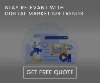 stay relevant with digital marketing trends