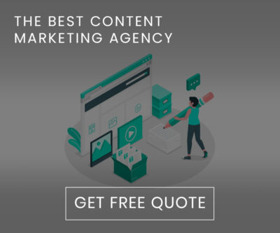 The best content marketing agency