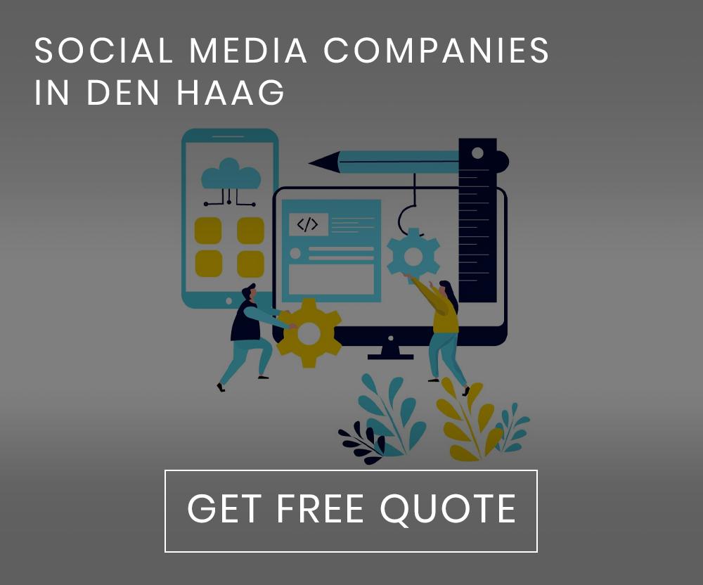 social media companies in Den Haag