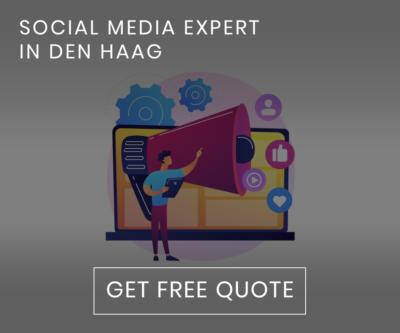 social media expert in Den Haag