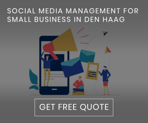 social media management for small business in Den Haag